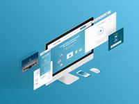 Equals - Fintech Website