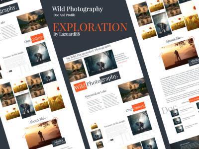 Exploration - Doc Wild Photography