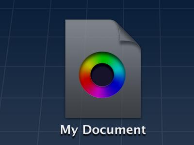 WMEdit Document Icon