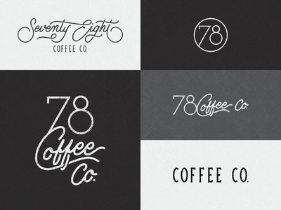 78 Coffee Co. - Responsive Branding