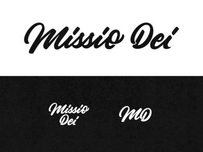 Missio Dei- Responsive Branding