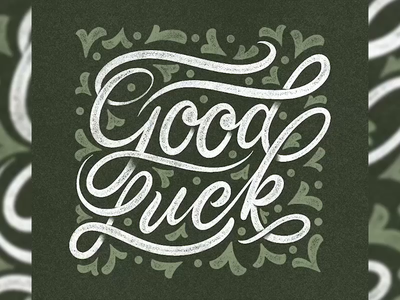 Good Luck - Custom Type