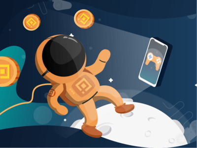 To The Moon With Cryptonaut
