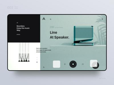 Audio Web