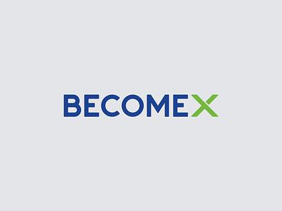 Becomex Logo Design & Grid 488 design studio logodesign logo brand identity brand design