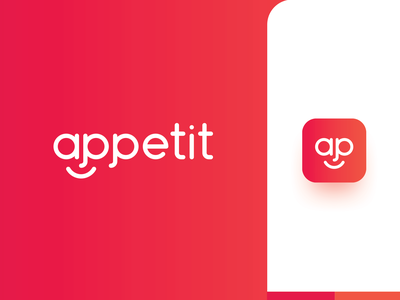 Appetit Logo 488 design studio icon design logo logodesign brand identity brand design