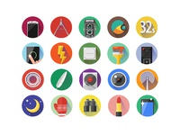 OPPO Web Icons