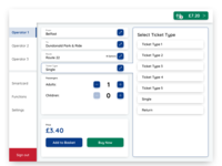 Point of Sale UI