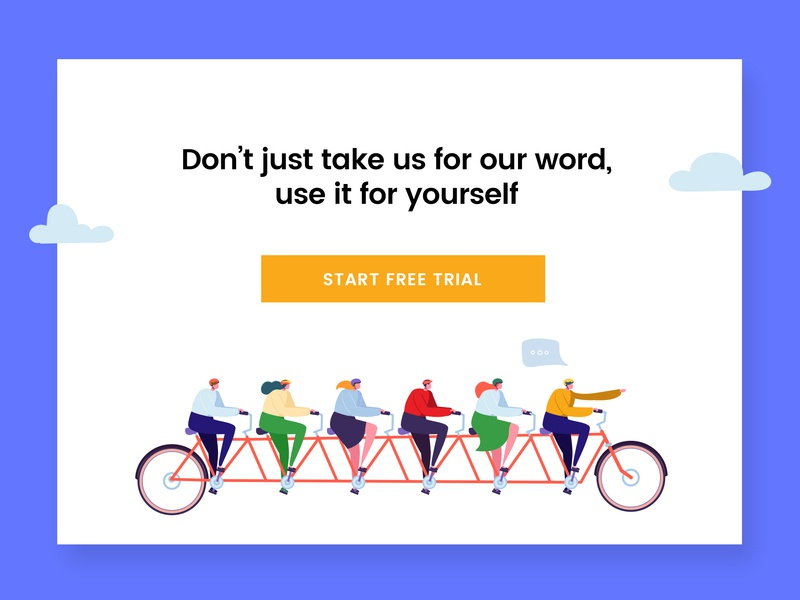 Call To Action in Web Design saas team management project management startup marketing startup logo startup branding startup web design call to action material design flat illustration illustration website design web design landingpage saas landing page app landing page landing page startup landing page