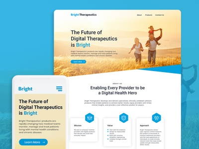 Web Design For Medical App