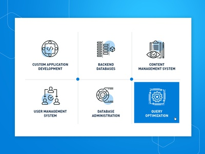 Tech Icons Set