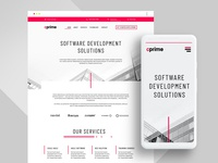 Web Design For Software Development Company