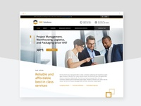 Web Design For Project Management Company