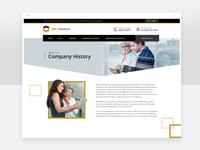 Warehouse Services Web Design