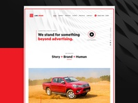 Modern Web Design for Marketing Firm