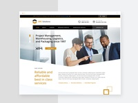 Professional Website For B2B Platform