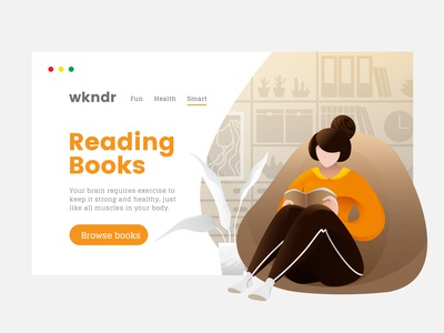 Illustration For Ebook Download Landing Page