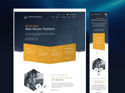 Web Design For Software Company