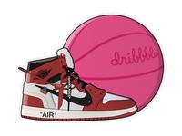 Off-White x Nike Jordan 1