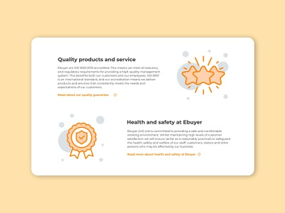 About Ebuyer concept illustration ill vector minimal design clean ux designui web gif css animation