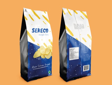 sekeco packaging design branding