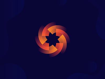 Circle Logo Mark illustration design logo logodeaign graphic icon graphic design branding logo design logo logo icon
