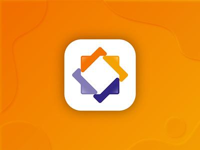 Colorful Logo Mark ui illustration design logo logodeaign graphic icon graphic design branding logo design logo logo icon