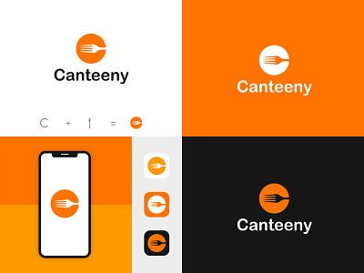 Canteeny - Logo Design illustration design logo logodeaign graphic icon graphic design branding logo design logo logo icon