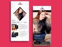 Furs App Concept
