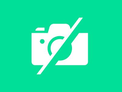 No photo pictogram photo pictogram icon