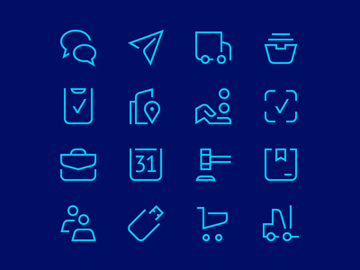 SBIS icons interface doc pictogram icon