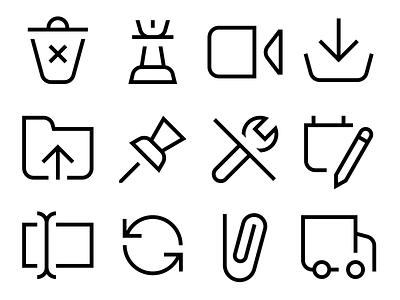 Icons icon system iconset pictogram icon