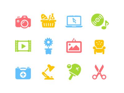 Market.ru Icons