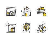 Buromi icons