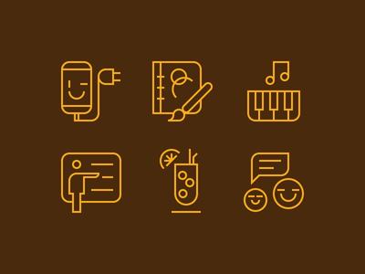 Ziferblat icons /2/
