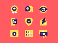 TrueFlip icons