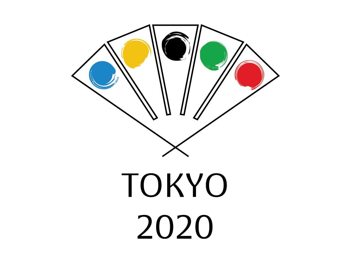 Tokyo 2020 tokyo 2020 olympics logo design logo design color illustrator