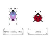 30 Days of Beetles: Days 1 & 2