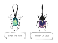 30 Days of Beetles: Days 7 & 8