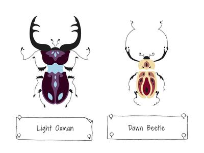 30 Days of Beetles: Days 11 & 12