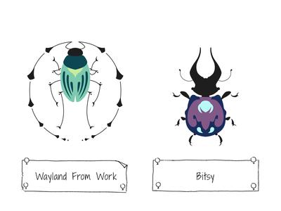 30 Days of Beetles: Days 17 & 18