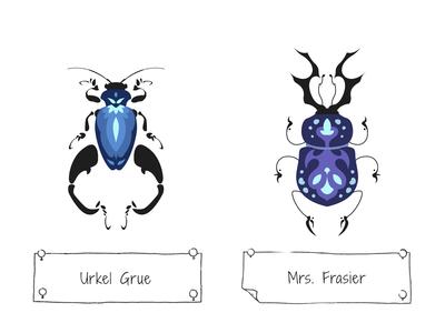 30 Days of Beetles: Days 23 & 24