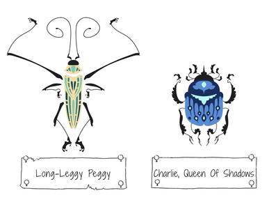 30 Days of Beetles: Days 25 & 26