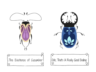 30 Days of Beetles: Days 31 & 32