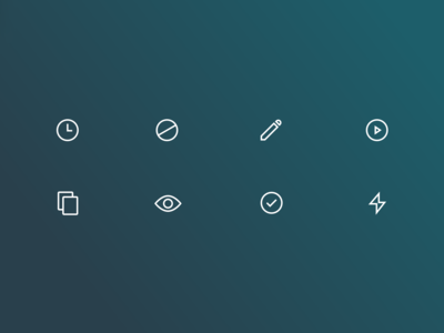 Connected2 Icons