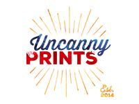 Uncanny Prints Logo