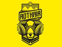 Rothair Bicycle Crest
