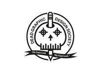 Dead Graphic Design Society Logo Design