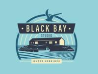 Black Bay Studio Logo