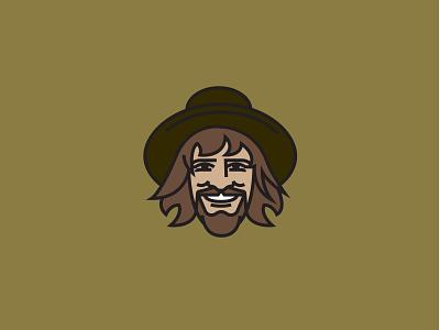 The Highwaymen Series – Waylon waylon jennings highwaymen illustration vector mplsminn country classics design